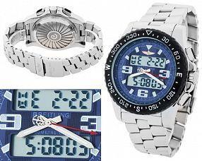 Мужские часы Breitling  №N2044