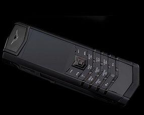 Телефон Vertu  Signature S Design Pure Black
