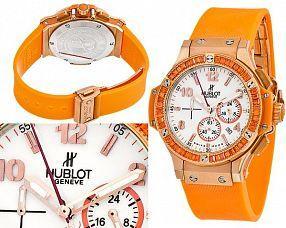 Женские часы Hublot  №MX1689