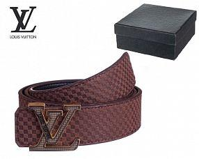Ремень Louis Vuitton  №B082