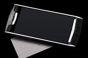 Смартфон Vertu Модель Signature Touch PARIS Steel