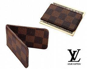 Зажим для денег Louis Vuitton  Z0017