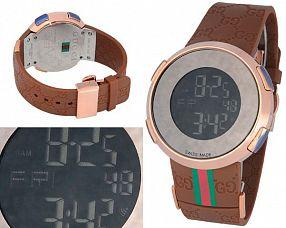 Унисекс часы Gucci  №MX0595