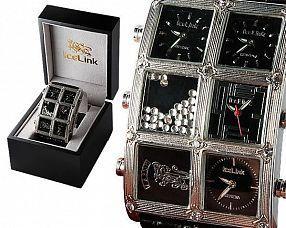 Унисекс часы IceLink  №MX0755