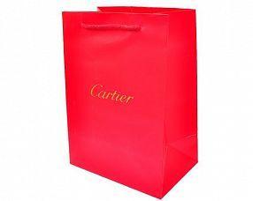 Брендовый пакет Cartier  №1009