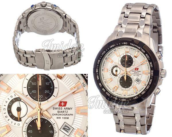 Копия часов Swiss army  №N1330