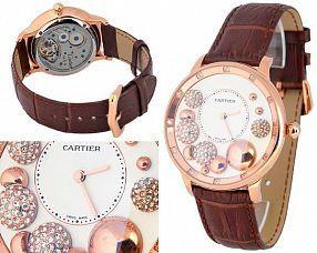 Женские часы Cartier  №N0314