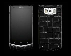 Телефон Vertu Модель Constellation V Alligator