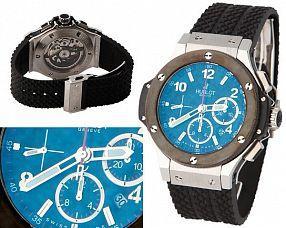 Мужские часы Hublot  №M3322