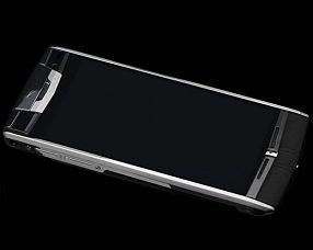Vertu Модель Signature Touch Jet Leather