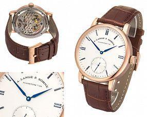 Мужские часы A.Lange & Sohne  №MX3436