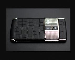 Смартфон Vertu  Signature Touch PARIS Steel Alligator