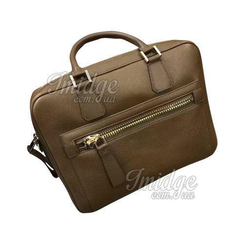 Мужская стильная сумка Tom Ford №S504