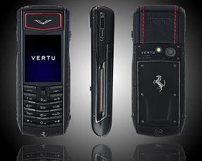 Vertu Модель Ascent Ti Ferrari