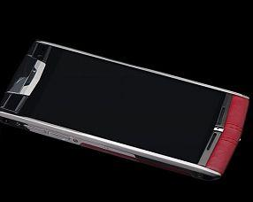 Vertu Модель Signature Touch Claret Leather