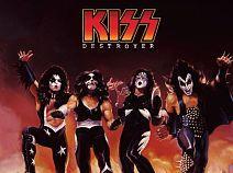 Часы группы Kiss