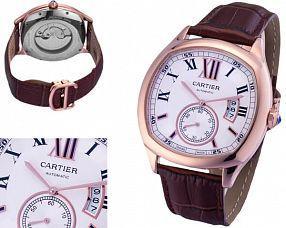 Мужские часы Cartier  №N2687