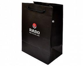 Брендовый пакет Rado  №1001