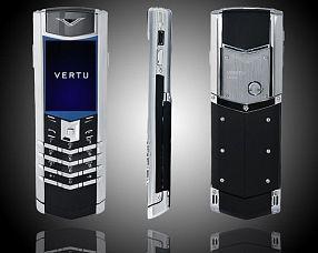 Vertu Модель S Design White