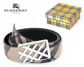 Ремень Burberry  №B015