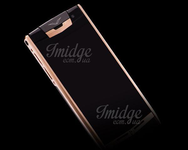 Vertu  Signature Touch Pure Red Gold