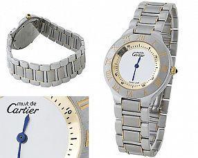 Унисекс часы Cartier  №C0055