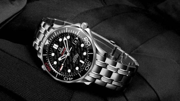 Эталонные мужские часы Omega